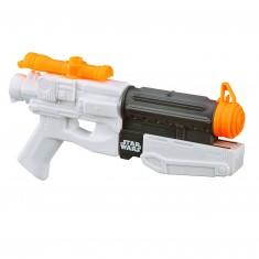 Pistolet à eau Nerf SuperSoaker : Star Wars : Blaster de Stormtrooper