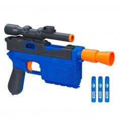 Pistolet Nerf Blaster Class II : Star Wars : Han Solo