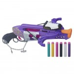 Pistolet Nerf Rebelle Charmed : Arbalète destin fabuleux
