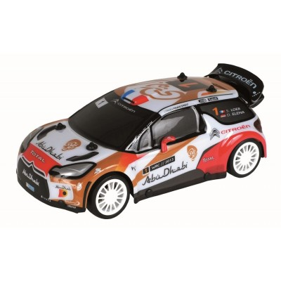 voiture radiocommand e citro n ds 3 wrc 2013 nikko magasin de jouets pour enfants. Black Bedroom Furniture Sets. Home Design Ideas