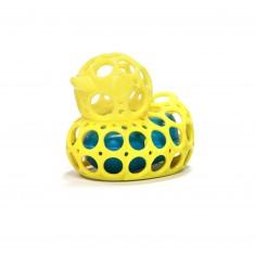 Canard de bain jaune O-Duckie