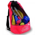 Jonglerie Arlette Gruss : Kit de jonglerie avec 4 accessoires et DVD