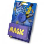 Léo la chenille magique avec boîte à apparition et DVD : Bleu