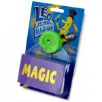 Léo la chenille magique avec boîte à apparition et DVD : Vert