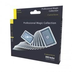 Magie : Cartes Caméléon avec DVD