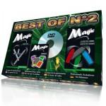 Magie : Coffret Best Of n°2 : Le secret des 3 Momies, Double Impact & Jeu de cartes Mirage