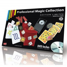 Magie : Coffret Mentalisme + DVD