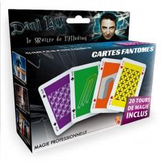 Magie : Dani Larry : Cartes fantômes