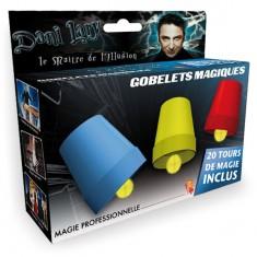 Magie : Dani Larry : Gobelets magiques