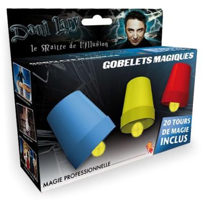 magie dani larry gobelets magiques jeux et jouets oid magic avenue des jeux. Black Bedroom Furniture Sets. Home Design Ideas