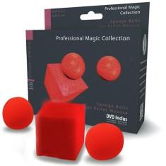 Magie : Les balles mousse avec DVD