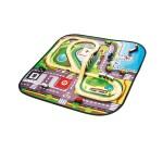 Circuit tramway et tapis de jeu pop up