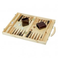Malette de Backgammon de luxe