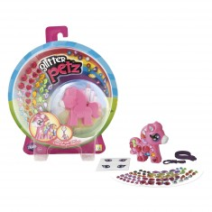 Coffret créatif Glitter Petz : Dixie le poney