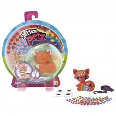 Coffret créatif Glitter Petz : Sammi le renard