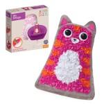 Création Plush Craft : My Design : Cuddly Cat Pillow