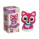 Création Plush Craft 3D : Kitty