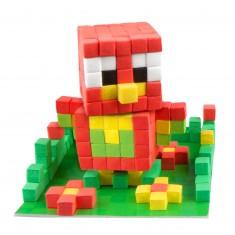 Loisirs créatifs : Pixel Pops : Perroquet