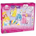 Mosaïque au numéro Sticky : Princesses Disney