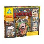 Mosaïque autocollante Pirates