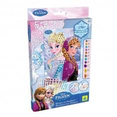 Mosaïque Sticky Mosaics : La Reine des Neiges (Frozen)