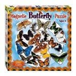 Puzzle magnétique Papillons