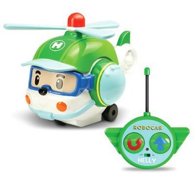 V hicule radiocommand robocar poli 15 cm h li ouaps magasin de jouets pour enfants - Robocar poli heli ...