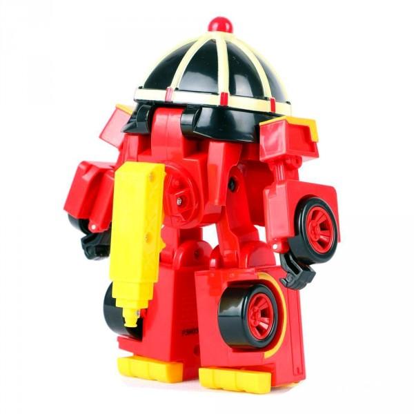 V hicule robocar poli transformable roy le camion de - Robocar poli pompier ...