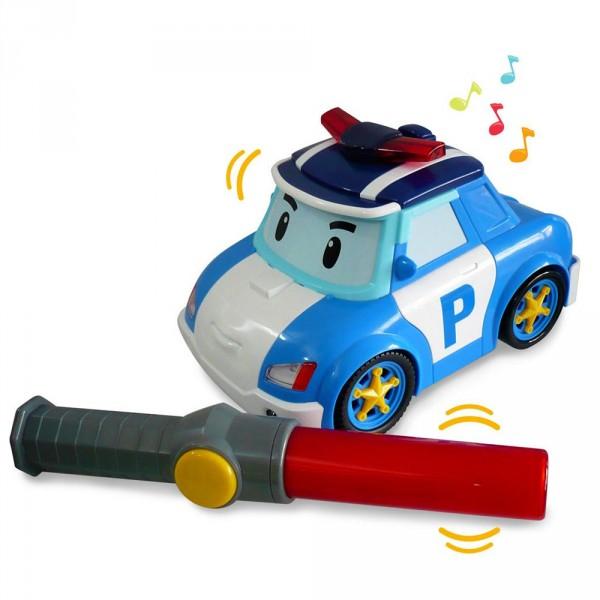 Voiture radiocommand e robocar poli le h ros jeux et jouets ouaps avenue des jeux - Robocar poli jeux gratuit ...
