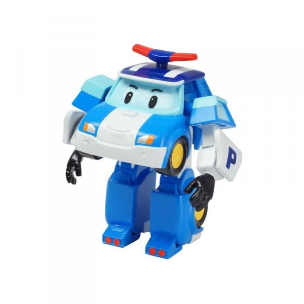 Figurine robocar poli 8cm poli jeux et jouets ouaps - Jeux robocar poli ...
