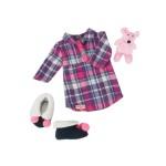 Vêtements de poupée : Tenue de nuit