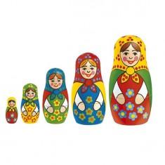Baboushka Poupées russes à peindre