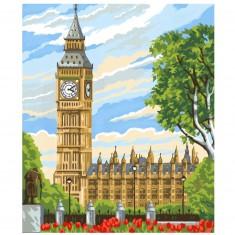 Peinture au numéro pour Débutants : Big Ben