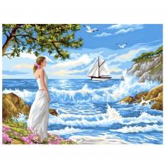 Peinture au numéro pour Initiés : L'appel de la mer