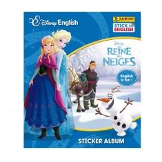 Cartes à collectionner La Reine des Neiges (Frozen) 3 : Album en anglais