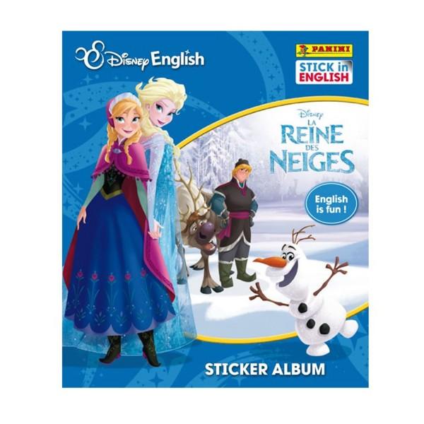 Cartes collectionner la reine des neiges frozen 3 - Reine des neiges en anglais ...