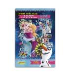 Cartes à collectionner La Reine des Neiges (Frozen) 3 : Album et Blister de 25 cartes