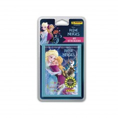 Cartes à collectionner La Reine des Neiges (Frozen) 3 : Blister de 40 cartes