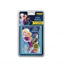 Cartes à collectionner La Reine des Neiges (Frozen) 3 : Blister de 90 cartes