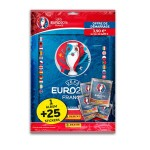 Cartes à collectionner UEFA Euro 2016 : Album et 25 stickers