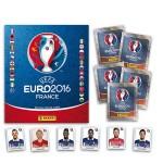 Cartes à collectionner UEFA Euro 2016 : Album et 50 stickers