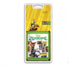 Cartes à collectionner Zootopie : Blister de 40 cartes