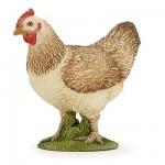 Figurine poule