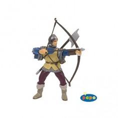 Figurine Archer bleu