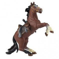 Figurine Cheval de mousquetaire