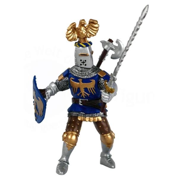 figurine chevalier au cimier bleu jeux et jouets papo