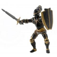 Figurine Chevalier en armure noire