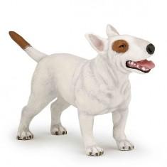 Figurine Chien : Bull Terrier