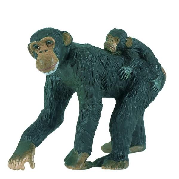 Figurine Chimpanzé - Papo-50012