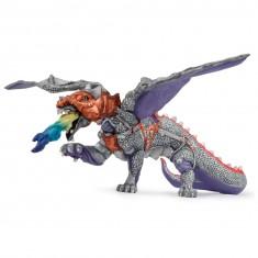 Figurine Dragon destrier